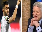 """مرتضى منصور لقناة المحور: """"رياض محرز هو فخر العرب.. وعلينا تشجيع الجزائر"""""""