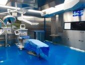 """صور.. تزويد مستشفيات جامعة الزقازيق بـ15 غرفة عمليات """"كبسولة"""" لجراحات زراعة الكبد"""