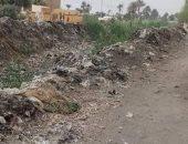 مصرف وسط المنازل فى قرية الحومة ببنى سويف ومطالب بإزالته
