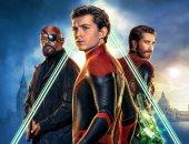 91 مليون دولار زيادة فى إيرادات فيلم Spider-Man Far From Home