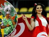 جماهير تونس ونيجريا يؤازرون فريقيهما لحصد برونزية أمم أفريقيا
