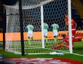 تونس ضد نيجيريا.. إيجالو يتقدم للنسور الخضراء بعد 3 دقائق ويعزز صدارته لهدافى الكان
