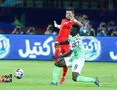 تونس ضد نيجيريا.. براعة حارس نسور قرطاج تمنع استقبال الهدف الثانى