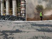 العالم هذا المساء.. نشوب حرائق فى أنحاء مختلفة من إسرائيل بسبب ارتفاع درجات الحرارة.. ضحايا الفيضانات فى نيبال يصل إلى 83 شخصا.. واستمرار أعمال ترميم كاتدرائية نوتردام فى فرنسا بعد الحريق الشهير