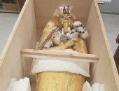 حصاد الثقافة.. اكتشاف بقايا مدينة رومانية بكوم الدكة وسبب نقل تابوت الملك توت