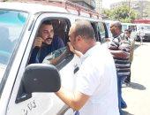 مساعد الوزير للمرور يتفقد الطرق السريعة لتأمين رحلات المواطنين