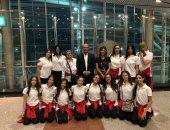 الجمباز و ألعاب القوى والمبارزة يطيرون إلى المغرب للمشاركة فى دورة الألعاب الإفريقية