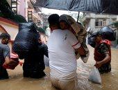 مصرع وفقدان 10 أشخاص جراء انهيار طينى فى نيبال