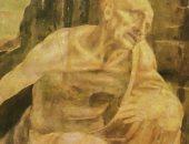 احتفالا بميلاده الـ 500.. متحف المتروبوليتان يعرض لوحة دافنشى غير المكتملة