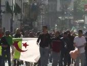 """شاهد.. """"مباشر قطر"""" تفضح مخططات تميم فى إشعال الشارع الجزائرى"""