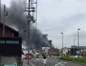 مصرع شخص وإصابة 35 آخرين إثر حريق فى استوديو لأفلام الرسوم المتحركة باليابان