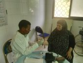 الكشف على 2300 مواطن ضمن فعاليات القافلة الطبية فى فارسكور بدمياط