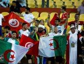 الجزائر تنتظر الجماهير العربية فى نهائى الكان ..شجعتك شجعنى