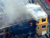 اليابان تصدر أمر اعتقال لمشتبه به فى حريق كيوتو