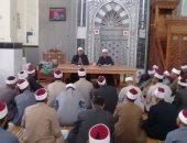 """""""أوقاف المنيا"""" تطلق 20 قافلة دعوية لنشر تعاليم الدين الصحيح"""