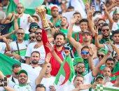 """احتفالات صاخبة في شارع الشانزليزيه بفوز الجزائر ببطولة أفريقيا """"فيديو"""""""