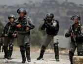 إصابة 32 فلسطينيا بالرصاص الحى فى اعتداء الاحتلال على مسيرات شرق غزة