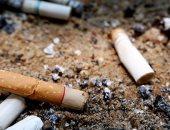 تريليونات من بقايا البلاستيك الناتجة عن أعقاب السجائر تقتل النباتات
