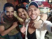 مصطفى حجاج ينتهى من تسجيل أغنية جديدة.. اعرف التفاصيل