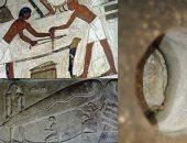 ما الأدوات التى استخدمها المصريون القدماء لقطع حجر الجرانيت الصلب؟