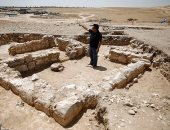 منقبون يعثرون على مسجد فى صحراء النقب بفلسطين عمره ألف عام