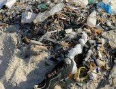 شكوى من انتشار القمامة بشارع القومية العربية بإمبابة