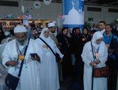 مصر للطيران تسير اليوم 10 رحلات جوية لنقل 2439 حاجا إلى الأراضى المقدسة