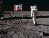 الذكرى الـ50 لهبوط الإنسان على القمر.. صورة واضحة لأرمسترونج فى مهمته التاريخية