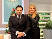 """مجدى كامل يهنئ زوجته مها أحمد بعيد ميلادها: """"أنت السند والضهر"""""""
