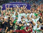 الشوط الأول كلمة السر فى تتويج الجزائر بأمم أفريقيا 2019