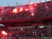 فيديو.. الجزائريون يحتفلون فى استاد 5 جويليه بعد التتويج بأمم أفريقيا