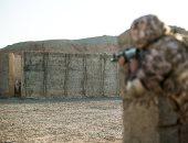 صور.. الحرس الثورى الإيرانى يتدرب على إطلاق النيران والهدف ترامب ونتنياهو