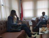 المندوب اليمنى بالجامعة العربية: مستعدون لمزيد من التعاون مع المنظمات الإقليمية