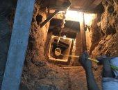 تعرف على عقوبة 3 أشخاص بتهمة التنقيب عن الآثار أسفل أحد منازل بطن البقرة