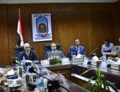 رئيس جامعة الأقصر: تجهيز الكليات للعام الجديد وخطوات جادة لإنشاء مقر بمدينة طيبة