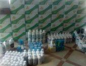 ضبط  740 عبوة أدوية بيطرية منتهية الصلاحية خلال حملة تموينية بالبحيرة