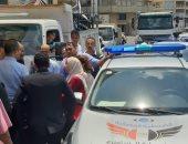 مصادرة 13 مكبر صوت شرق الإسكندرية لمواجهة التلوث السمعى