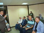 فيديو وصور.. دورة تدريبية للعاملين بجامعة أسيوط للتعامل مع الطلاب ذوى الإعاقة