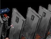 كاريكاتير الصحف السعودية.. لبنان تطرق كل الأبواب لتحقيق التوافق