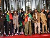 رئيس السنغال يكافئ أسود التيرانجا بـ133 مليون فرانك