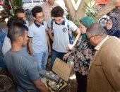 رئيس جامعة أسيوط: حريصون على تأهيل طلاب المدارس الفنية لتلبية احتياجات سوق العمل