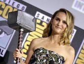 "انتقادات لاختيار ناتالي بورتمان فى فيلم ""Thor: Love and Thunder"""