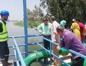 """محطة مياه كفر شكر تحصل على الشهادة العالمية """"الإدارة الفنية المستدامة TSM"""""""