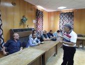 صحة شمال سيناء تنفذ دورة تدريب للأطباء البشريين