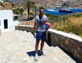 فيديو.. لا وقت للراحة.. أوسة يستعد من اليونان للعودة إلى دجلة