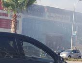 السيطرة على حريق نشب بمول تجارى بمدينة دمياط الجديدة