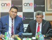 """""""المصرية للاتصالات"""" توقع شراكة استراتيجية لإتاحة خدمات التليفزيون عبر الإنترنت"""