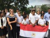 للمرة الأولى.. علم مصر يُرفع في برلمان أونتاريو الكندى بحضور رئيس البرلمان