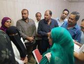 """""""صحة بالقليوبية"""" تنظم لجنة تفتيش مفاجئة للمرور على خدمات مستشفى شبين القناطر"""