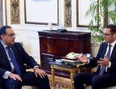 الرئيس التنفيذى لونترشال الألمانية للنفط يؤكد زيادة استثماراتهم فى مصر